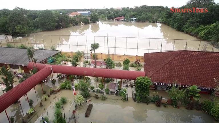 Malaysia, Melaka State sungah guahtui tamlua in, cimawh dongtuak mi 180 phakhin