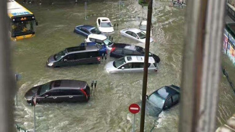 Macau khuasung ah Typhoon Hato huihpi hangin mi 3 si, 84 liam