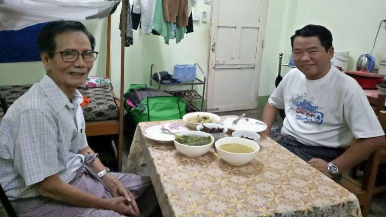 Naypyitaw paina ~ Pu Thangboi