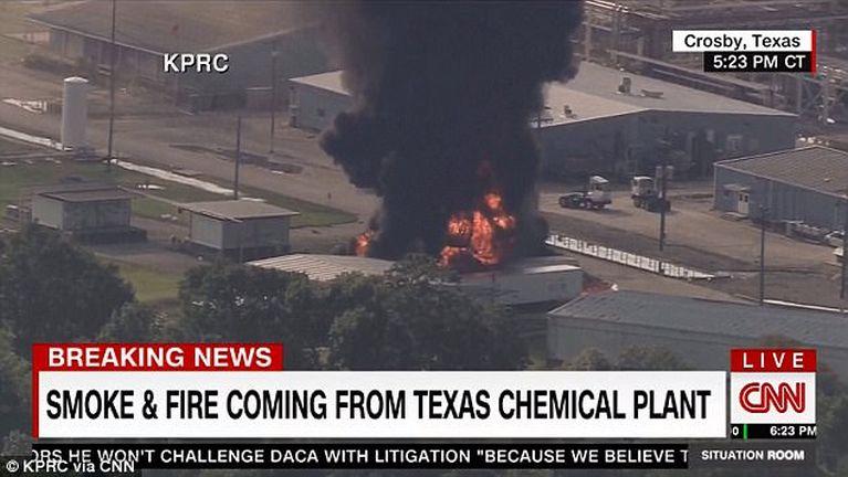 USA, Texas State sungaom Chemical Plant meikanggawp