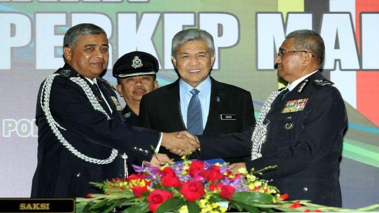 Malaysia palik zalianpen asem thakding IGP Fuzi Harun kiteelkhia