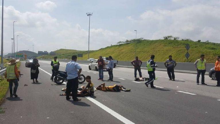 Malaysia ah setbing tuang honkhat mawtaw in phukha in taisansuak, mi 4 liam