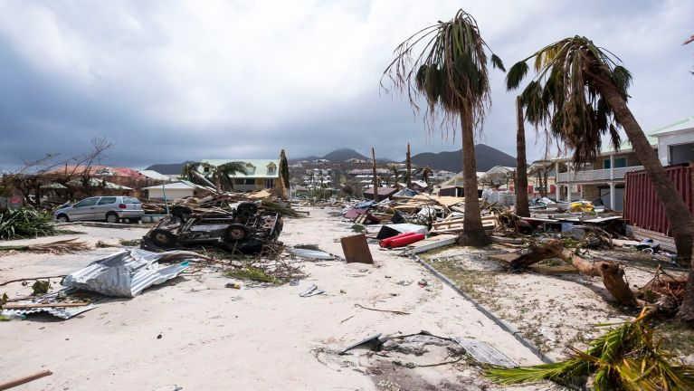Hurricane Irma huihpi hangin mi 23 sikhin, Florida aom te ki hemkhiasak