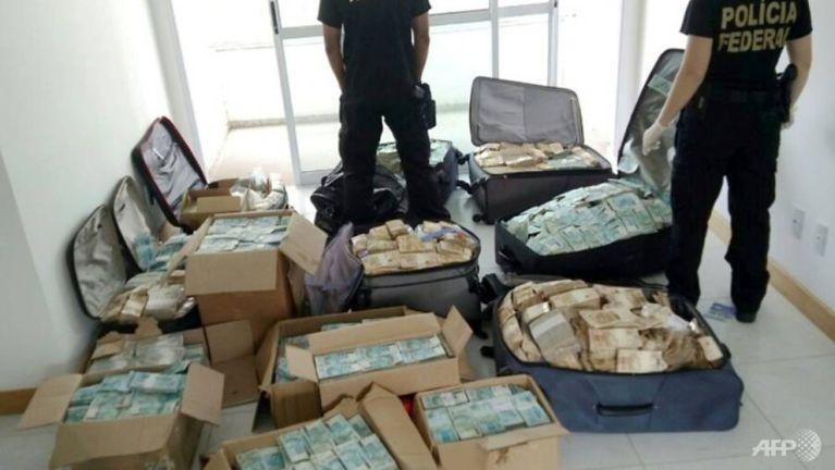 Brazil gamsung ah Minister asemngei khatpa innsungpan sumbekbek US$16 Million kimu