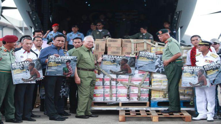 Malaysia kumpi te'n Rohingya te laksawm, ahi zongin patausim giugiau