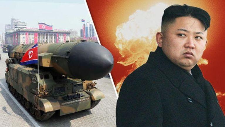 North Korea te'n Japan gamlam ah Missile thaupi khatvei lotphei leuleu