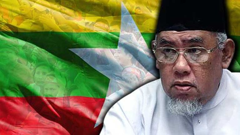 Kuala Lumpur ah Rohingya vaitawh kisai mi 100,000 in lungphona neihsawm