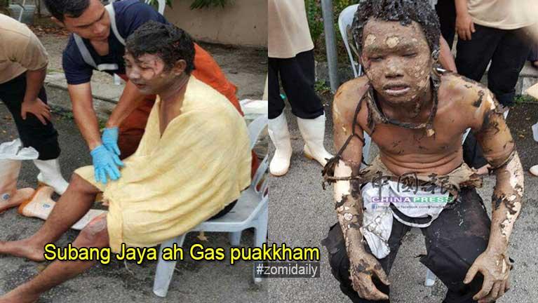 Malaysia, Subang Jaya ah Gas puakkham in mi 8 nakliam mahmah, Myanmar kihel