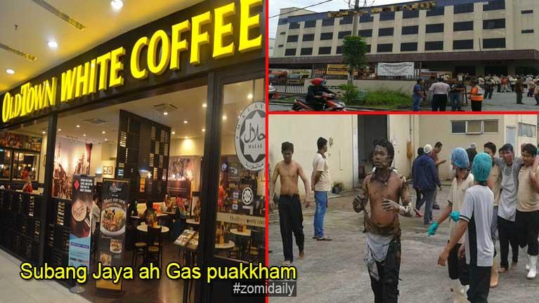 Subang Jaya vengsung Gas puakkham pen Oldtown Company te neihsa ci