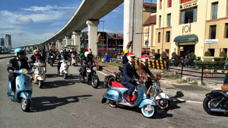 Kuala Lumpur khuasung ah Motorcycle 500 val kizui ngelhngelh (Charity Event)