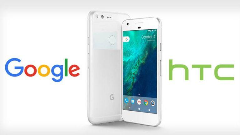 Google te'n Smartphone Company khat ahi HTC leiding