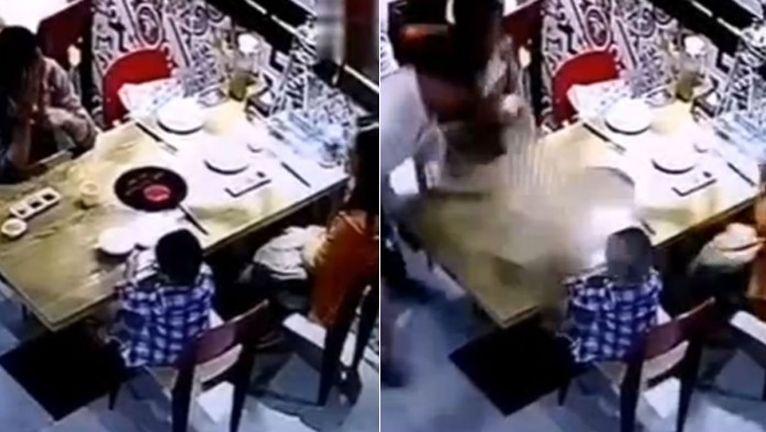 Hotpot Restaurant sungah naupangno khat mehtuisa ki pumbuahkha