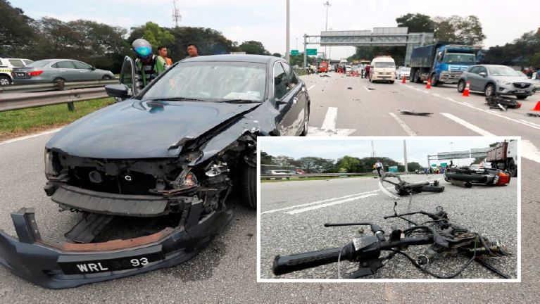 Malaysia, Penang ah Motorcycle leh mawtaw ki nakphukkhak mahmah in mi 1 si
