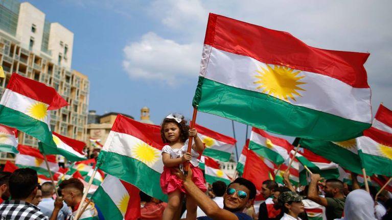 Iraqi gam sung a om Kurd minam te in suahtakna ngah nading Referendum bawl