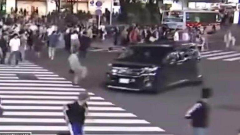 Japan, Tokyo khuasung ah mawtaw khatin khetawh lamkan mipilak nawkgawp