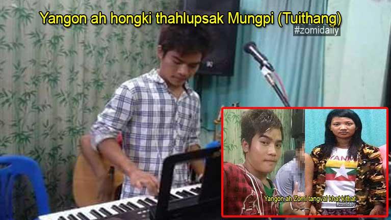 Tualthat te 2 pan in Ye Min Thwe Ni 16 sungin Kiman Khin Ta Hi