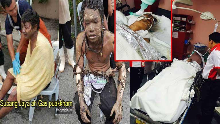 Malaysia Subang Gas puakkham lakah ah Myanmar 6 kihel, mi 2 sikhin