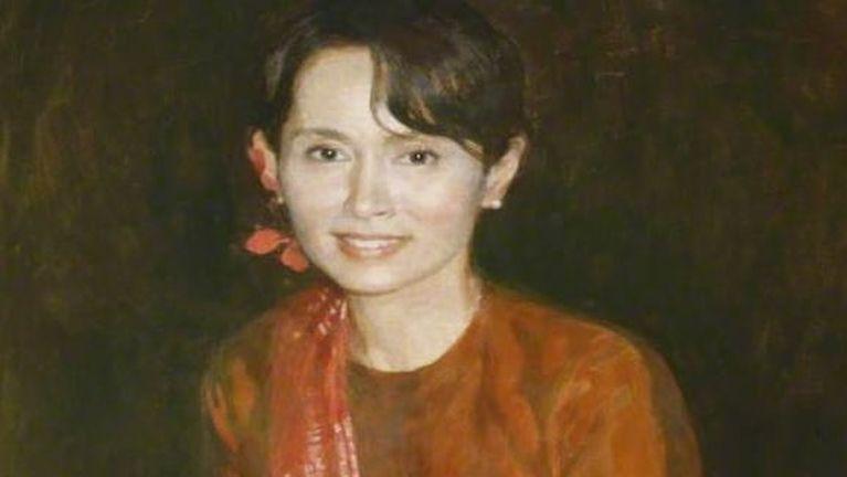England, Oxford College ah pahtawina in akisuang Aung San Suu Kyi lim ki lakkhiatsak