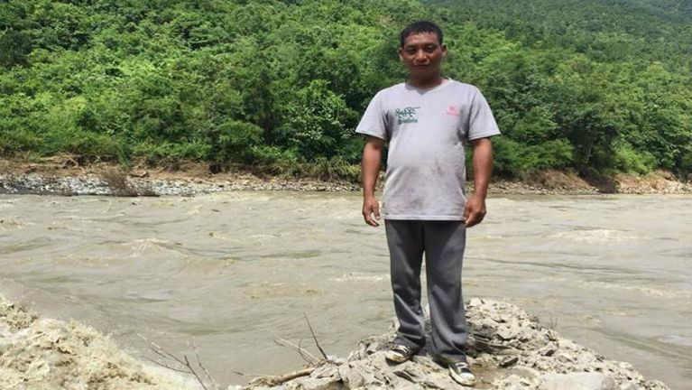 Zahtak huai leh thupi kasak U Mung (Pa Cin Lam Mung, kum 45)