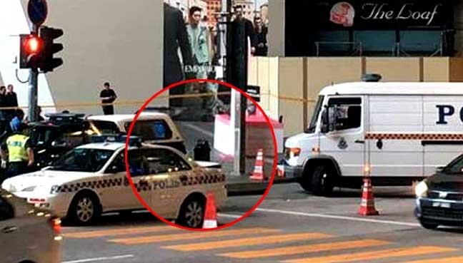 Kuala Lumpur khuasung aom Shopping Mall khatah Bomb om ci'n ki patauman