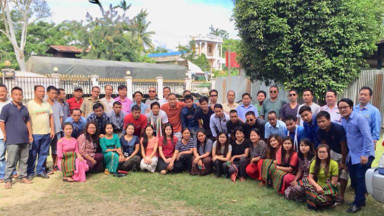 ZYA India & Myanmar makaite kimukhawm