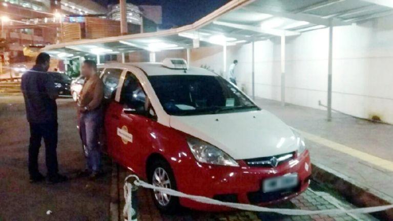 Malaysia, KL Sentral leh Setapak kikal RM950 angen Taxi Driver khat kiman