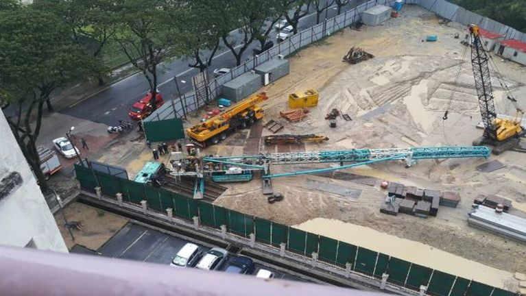Malaysia nasepna khatah Crane tuksuk in nasemkhat denglum
