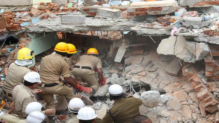 India, Bangalore City ah Gas bung puakkham in inn kicim, mi 6 si