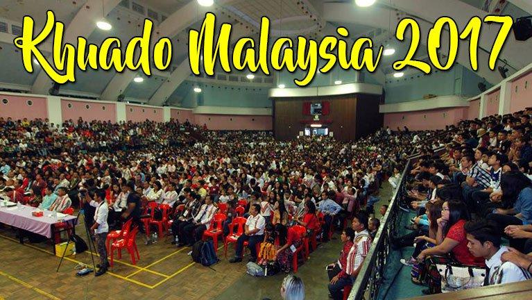 Zomi Khuado Pawi (Kuala Lumpur, Malaysia 2017) pulakna