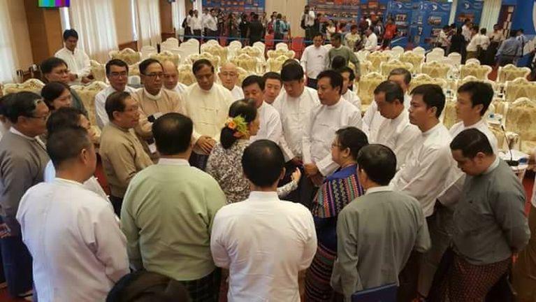 Kawl Mihaupi te in Rakhine Huhna Sum piakkhiatna