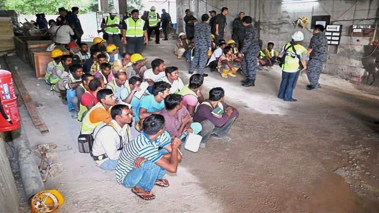Malaysia, Ampang vengsung ah Operasi lutin gamdangmi 35 kiman