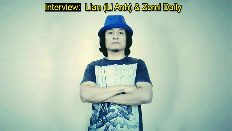"Interview: Lian (Li Anh) ~ The Band ""Illuxion Of Death"" Sxf"