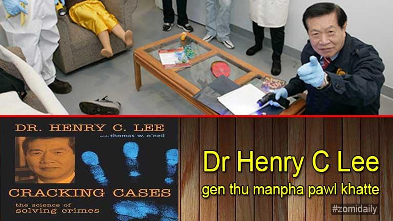 Dr Henry C Lee gen thu manpha pawl khatte ~ NK Khanno