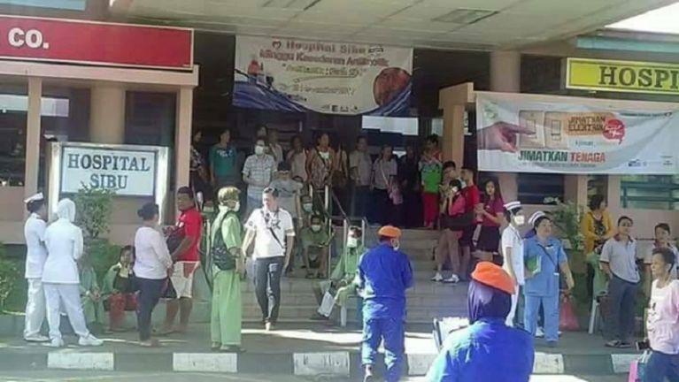 Malaysia, Sibu aom zato khat meikang in mi 1000 bang ki taikhiasak ngeingai