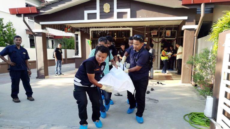 Malaysia ah papi khatleh atate 3 asisa in amau innsung ah kimu