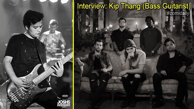 Interview: Kip Thang (Bass Guitarist)