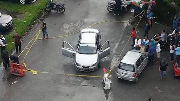 Malaysia Police te'n mawtawhawl khat thautawh akapna Video ki khahkhia