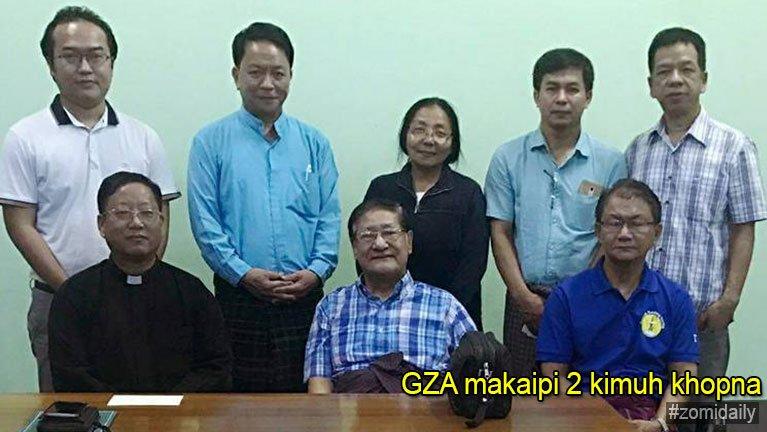 GZA makaipi 2 kimuh khopna ~ Yangon