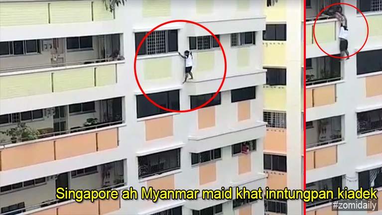 Video: Singapore ah Myanmar innteeng khat inntungpan kiasuk dektak