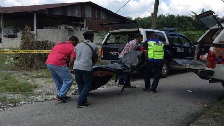 Malaysia, Perak ah Myanmar gammi Biak Sang Nawi ki thatlum