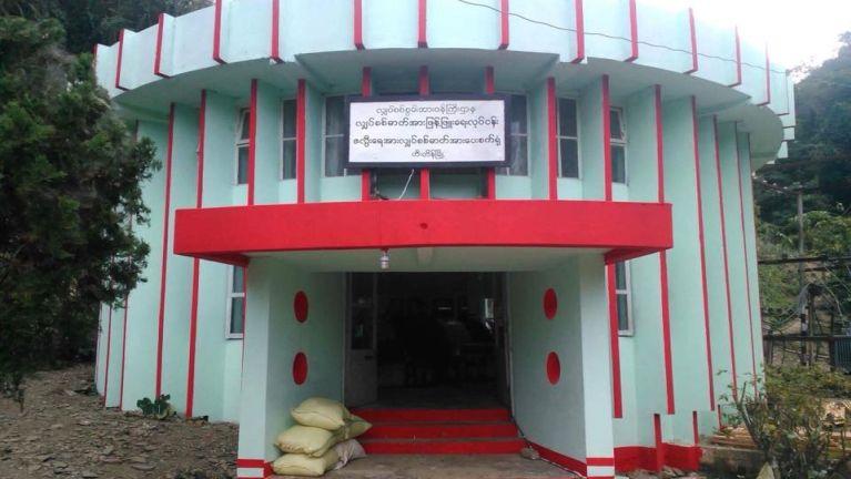 Zalui/ Haiciin luitui gawmtuah Committee nasep khiatna (25 Nov 2017)