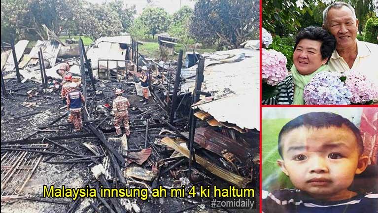 Malaysia, Banting innsung ah mi 4 aki haltumvai Update themkhat