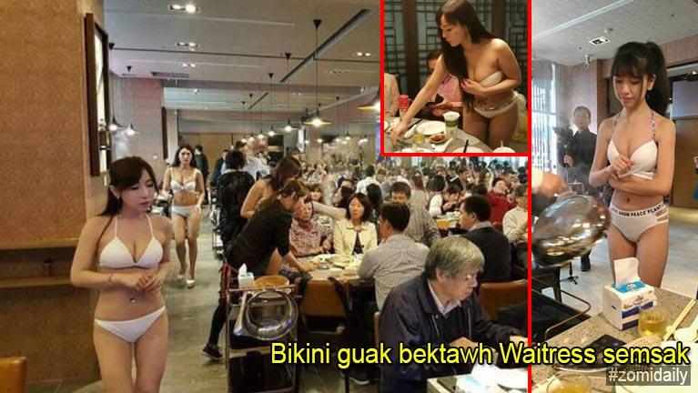 Sumzondan atuamtuam: Hotpot ansai ah sungten guaktawh Waitress semsak