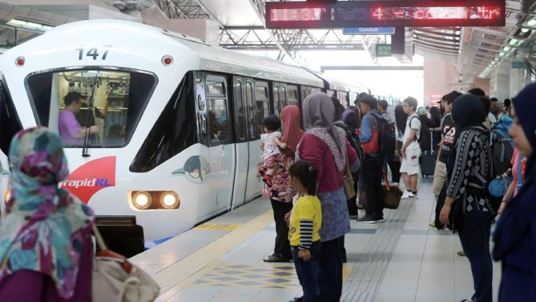 Malaysia LRT meileng sungah numei te akhoih kawikawi pasal khat kimanta