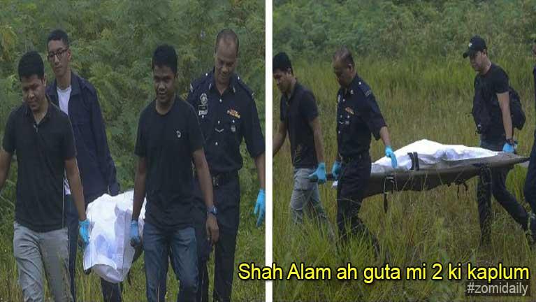 Malaysia, Shah Alam ah Police te'n guta innbuluh sawm mi 2 kaplum