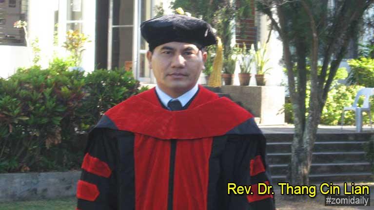 Rev Dr Thang Cin Lian' vai