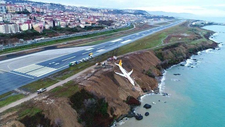 Turkey gamah vanlengkhat Runway pan pialkhia in, tuipisung tusukdek