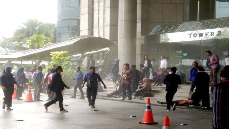 Indonesia gamsung ah Stock Exchange in akizang innpikhat kicim