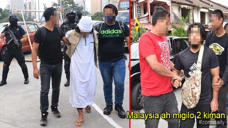 Malaysia, Klang Valley sungah buaina abawlsawm IS migilo 2 kiman
