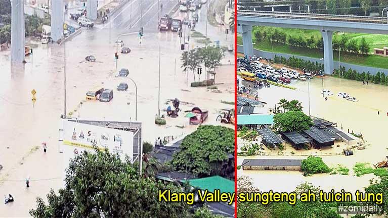 Malaysia, Klang Valley sungteng ah guahtui tamlua in tui kicing zihziah